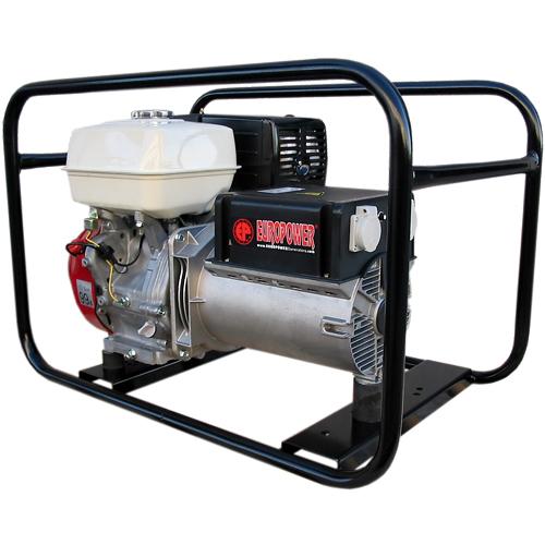 Генератор бензиновый Europower EP 6500 T 3X230V для ж/д в Палласовкае