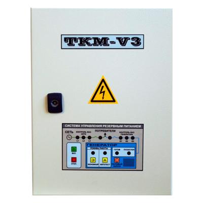 Автоматика ТКМ-V3 с ИУ3с + ПБ3-10 (EG5500) в Палласовкае