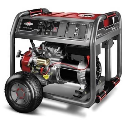 Генератор бензиновый Brigss & Stratton Elite 8500EA в Палласовкае