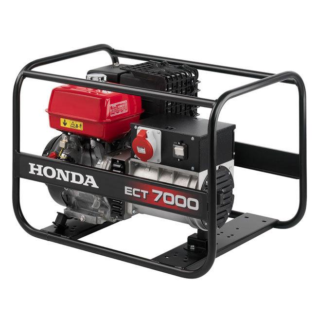 Генератор Honda ECT7000 в Палласовкае