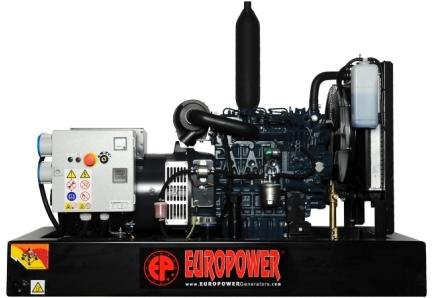 Генератор дизельный Europower EP 163 DE в Палласовкае