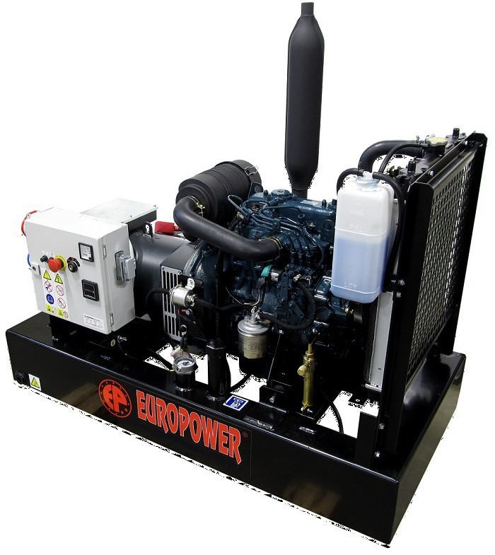 Генератор дизельный Europower EP 133 TDE в Палласовкае