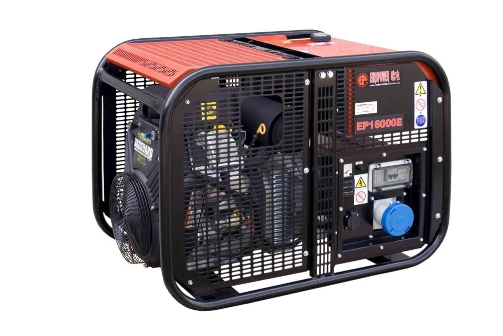 Генератор бензиновый Europower EP 16000 E в Палласовкае