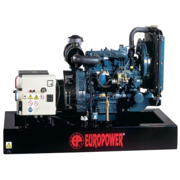 Генератор дизельный Europower EP 18 DE в Палласовкае