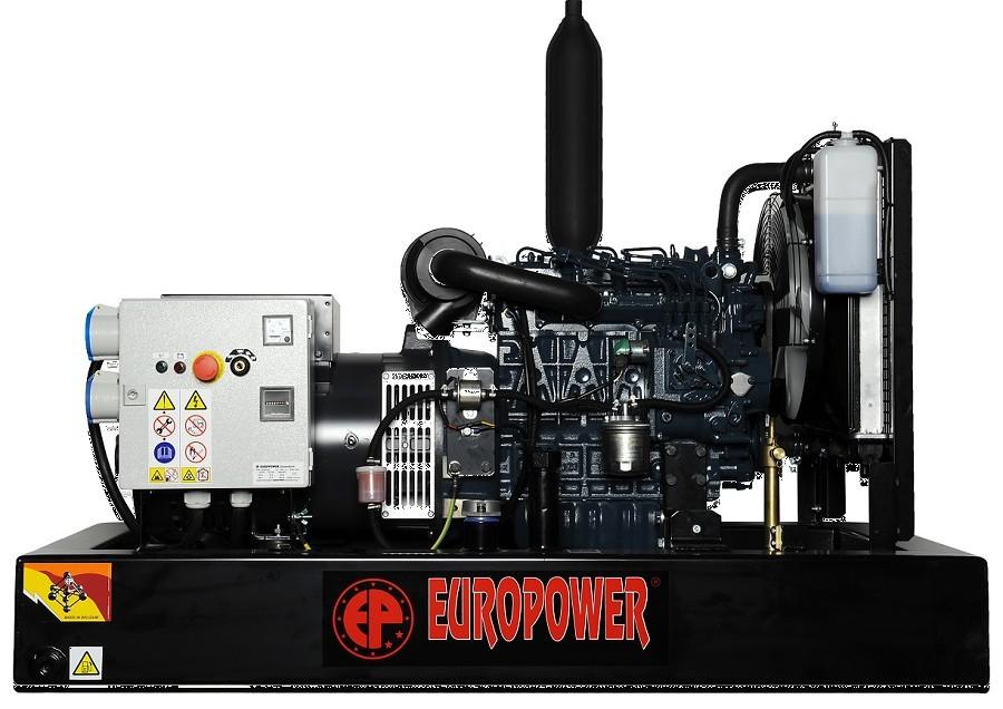 Генератор дизельный Europower EP 193 DE в Палласовкае