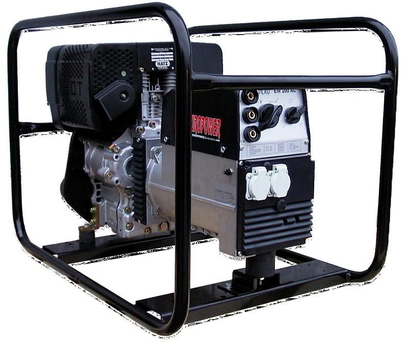 Генератор дизельный Europower EP 200 DX1 AC в Палласовкае