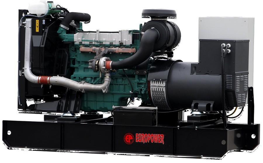 Генератор дизельный Europower EP 315 TDE в Палласовкае