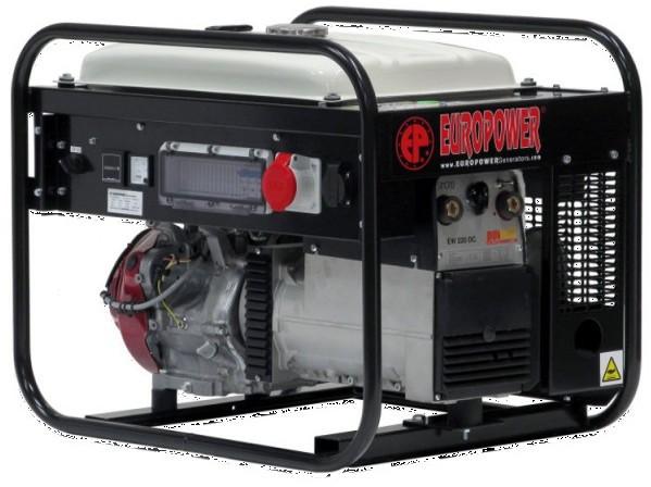 Генератор дизельный Europower EP 200  X/25DC в Палласовкае