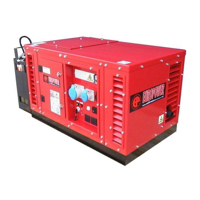 Генератор бензиновый Europower EPS 10000 E в Палласовкае