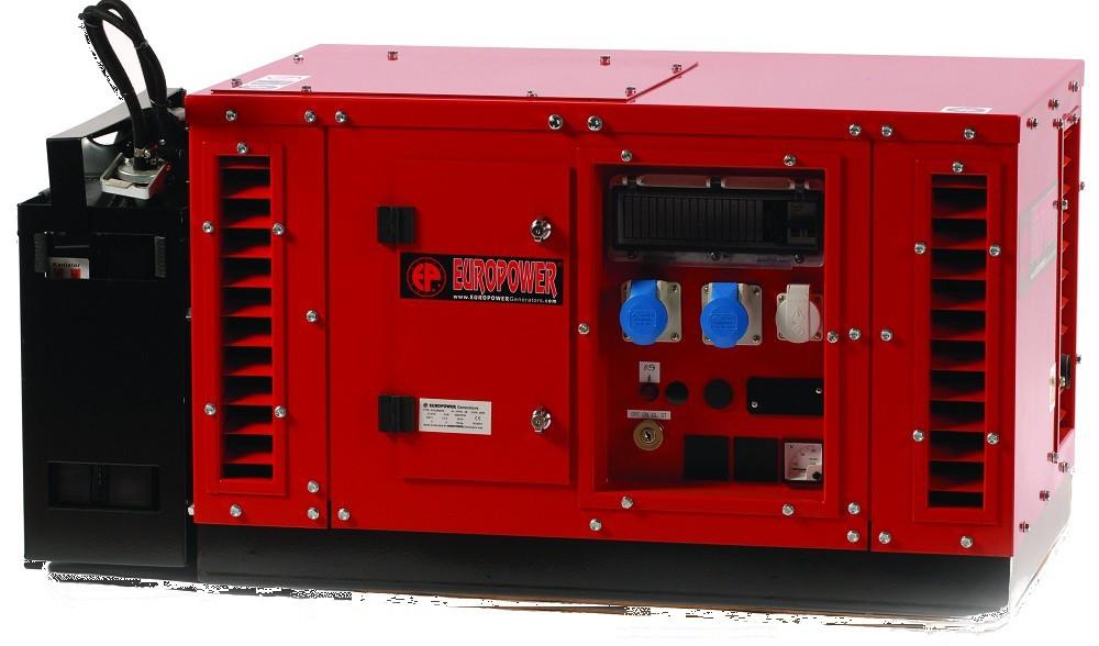Генератор бензиновый Europower EPS 15000 TE в Палласовкае