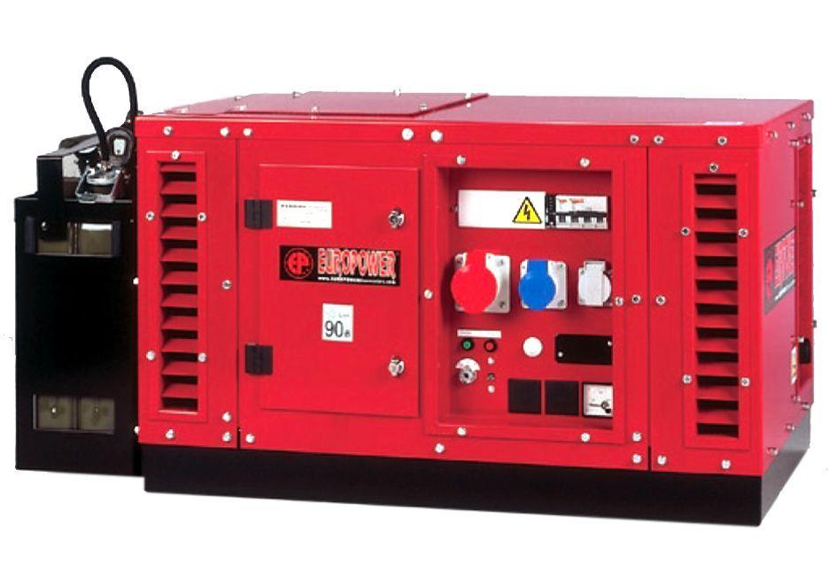 Генератор бензиновый Europower EPS 6000 E в Палласовкае