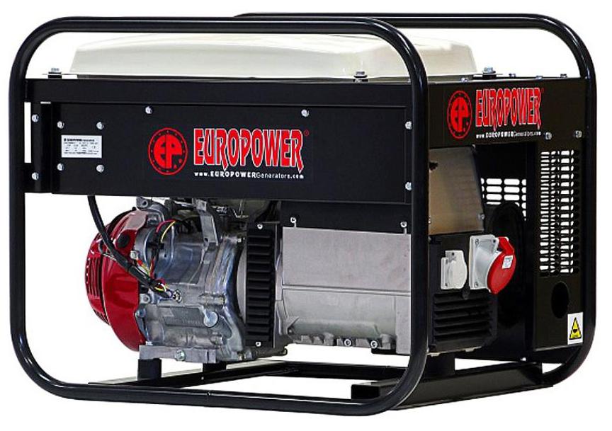 Генератор бензиновый Europower EP 6500 TLN в Палласовкае