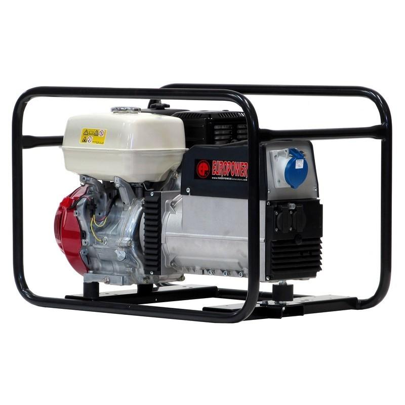 Генератор бензиновый Europower EP 7000 в Палласовкае