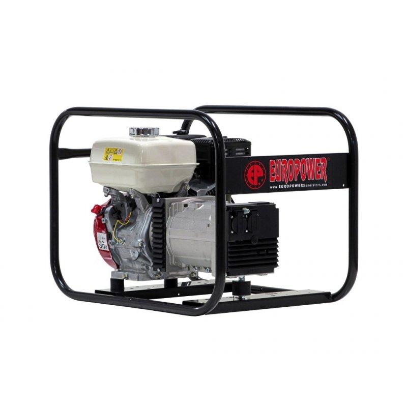 Генератор бензиновый Europower EP 4100E в Палласовкае