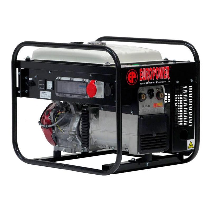 Генератор бензиновый сварочный Europower EP 200X DC в Палласовкае