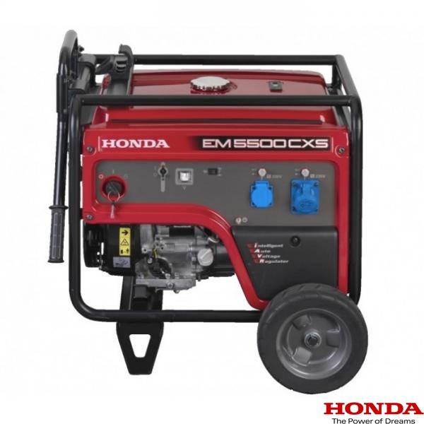 Генератор Honda EM5500 CXS 1 в Палласовкае