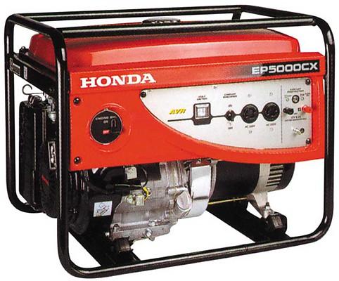 Генератор Honda EP5000 CX в Палласовкае