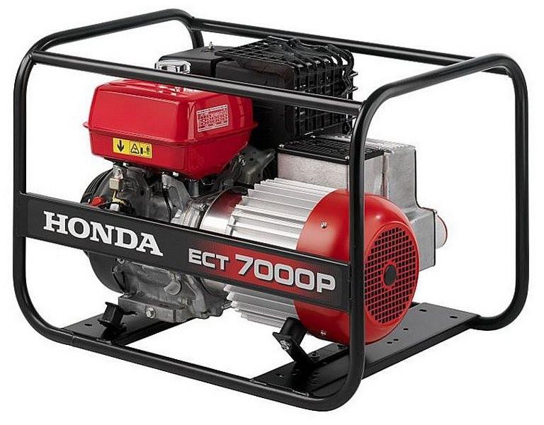 Генератор Honda EСТ 7000P в Палласовкае