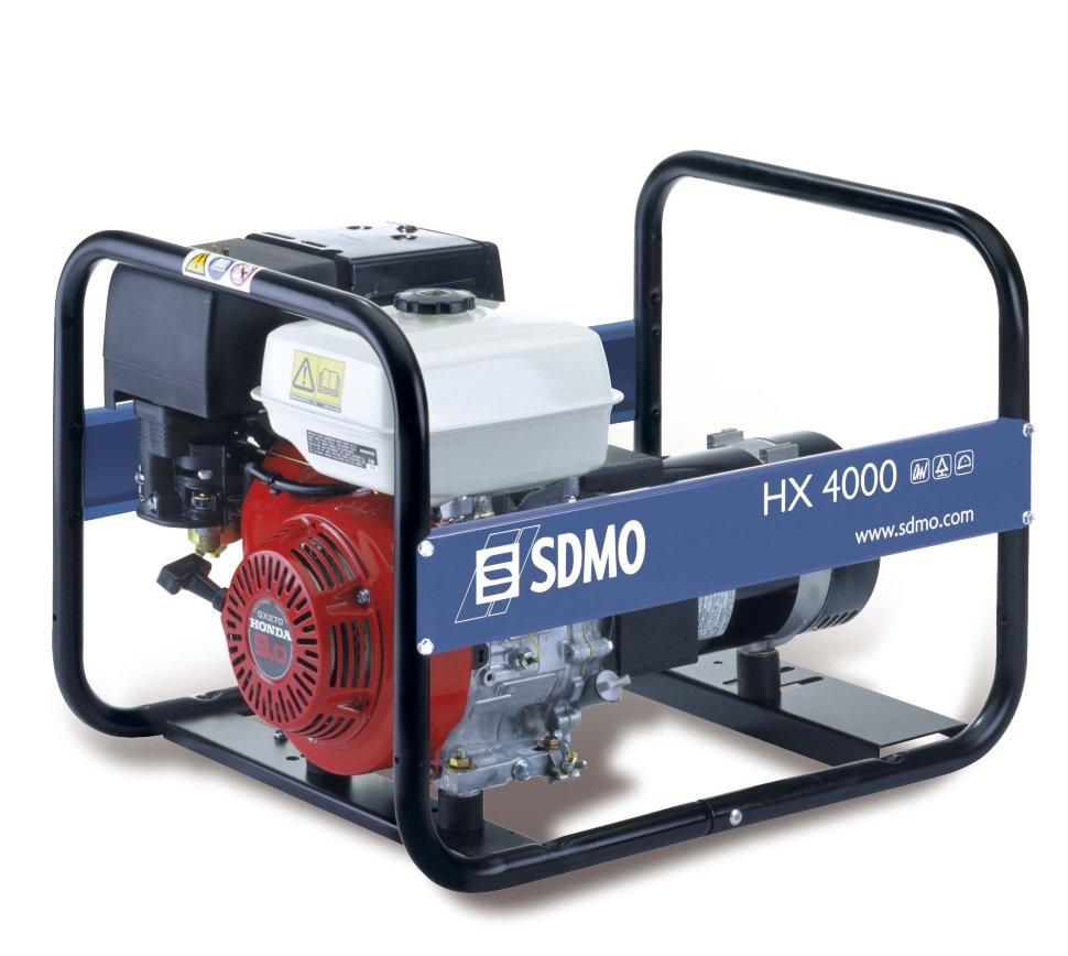 Генератор SDMO HX 4000-S в Палласовкае