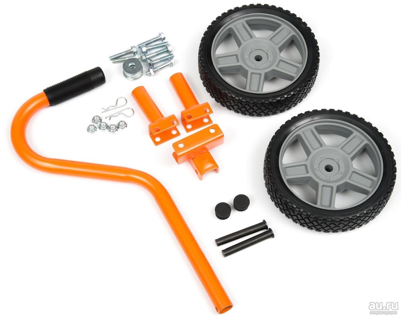 Комплект колес для генераторов ECT 7000 в Палласовкае
