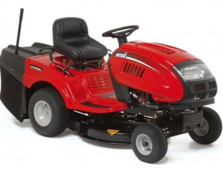 Садовый трактор MTD OPTIMA LE 175 H (SPECIAL) в Палласовкае